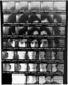 Self-Portrait Contact Sheet