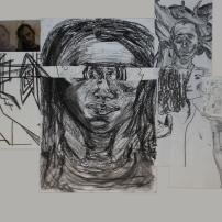 Self Portrait Mural, 2012
